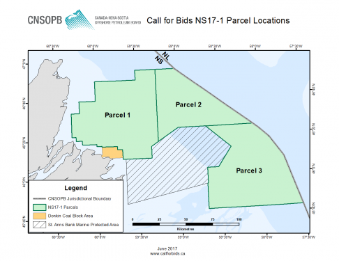 Parcels Map